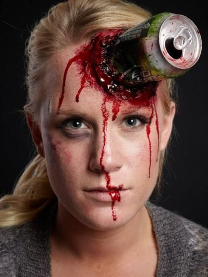 Special Effects halloween makeup