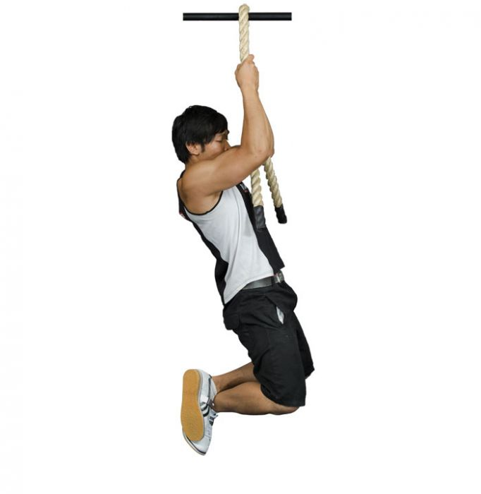 Rope Pull Ups