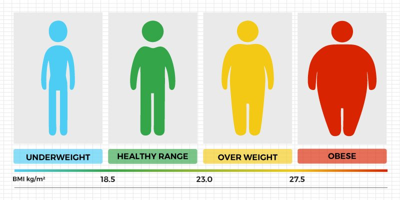 What is the Ideal Weight for my Height and Age?